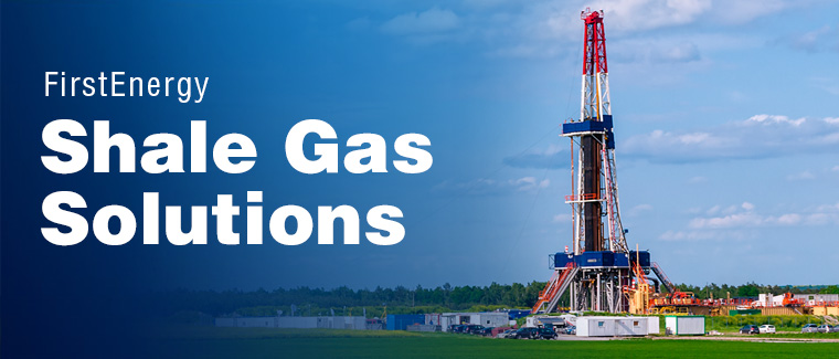 Shale gas solutions banner