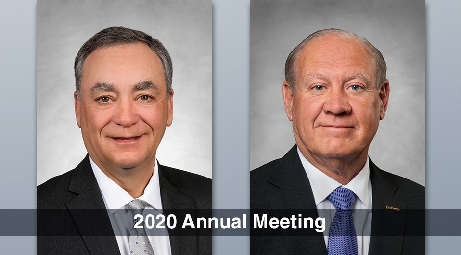 2020 FirstEnergy Annual Meeting