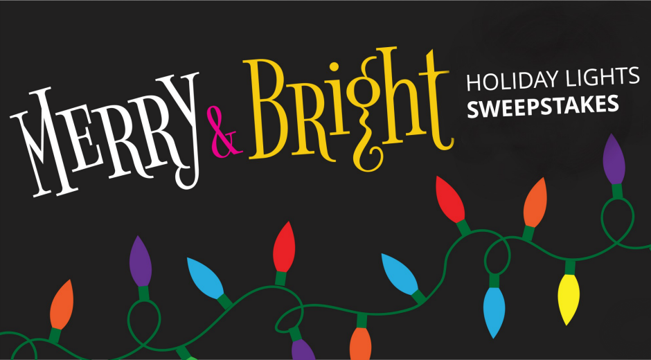 FirstEnergy Merry & Bright logo