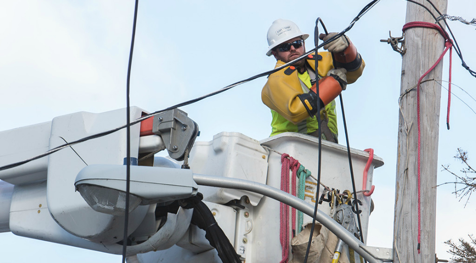 Belyea Company Electric Power Systems Easton Pa: Met-Ed Makes Significant Progress Overnight, Restoring An