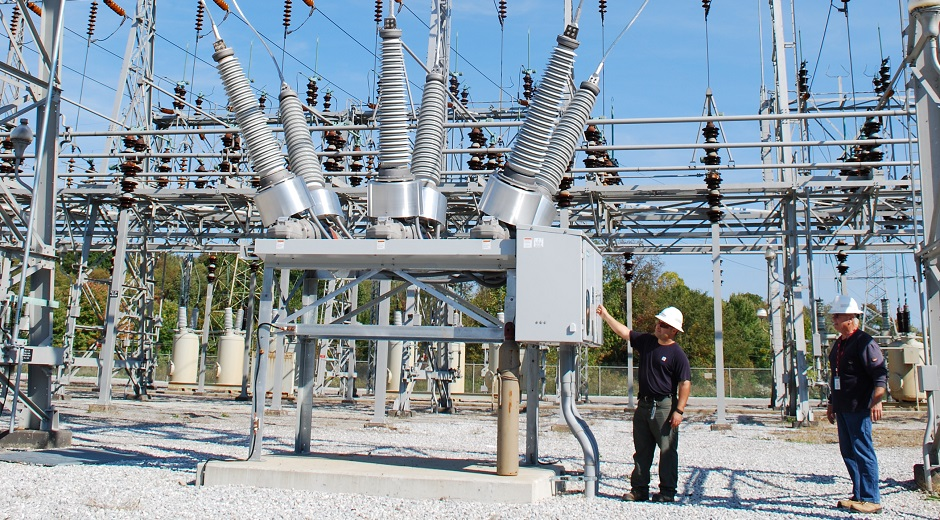 Penelec performs substation inspections